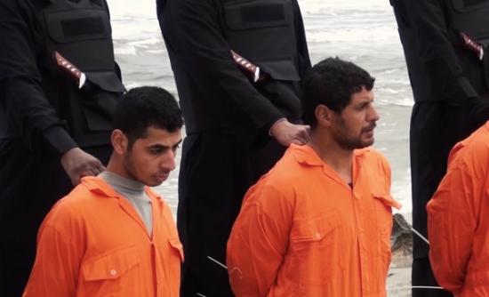 etat islamique decapitation